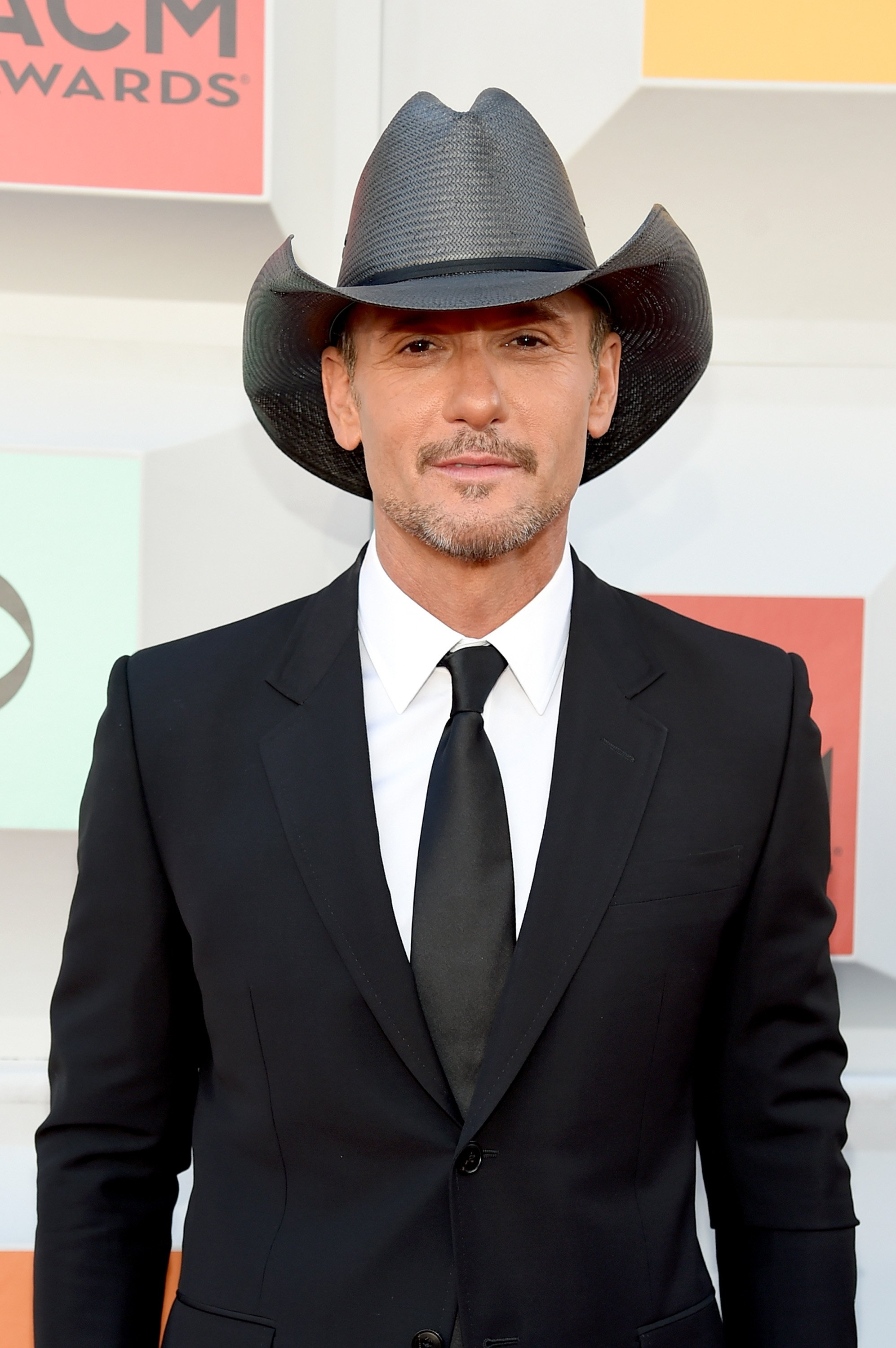 Tim McGraw attends the 51st Academy of Country Music Awards at MGM Grand Garden Arena on April 3, 2016. | Photo: GettyImages
