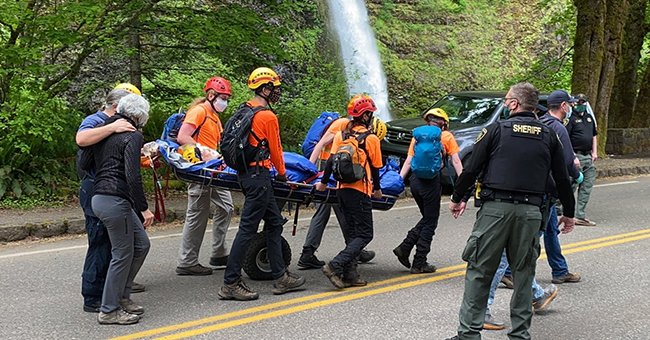 71-Year-Old Man Found Alive 2 Days after Texting His Wife That He Was Lost In the Columbia River Gorge