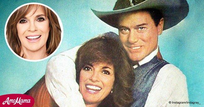 """Combien l'actrice qui jouait Sue Ellen dans la série """"Dallas"""" a changé en 30 ans"""