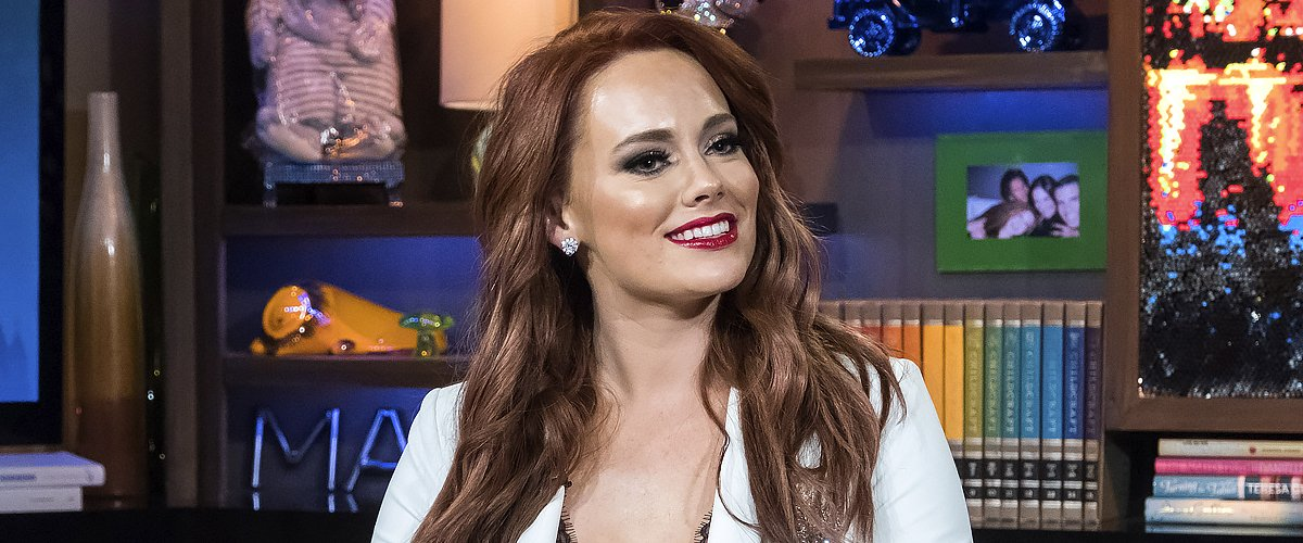 """Kathryn Calhoun Dennis on Season 15 of """"Watch What Happens Live With Andy Cohen."""" 