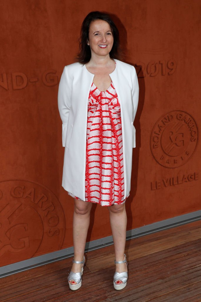 L'humoriste Anne Roumanoff. | Photo : Getty Images