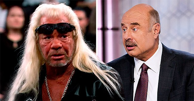 Duane Chapman to Appear on 'Dr Phil' to Discuss Bail Reform Bill That Will Negatively Impact the Bounty Hunter's Job