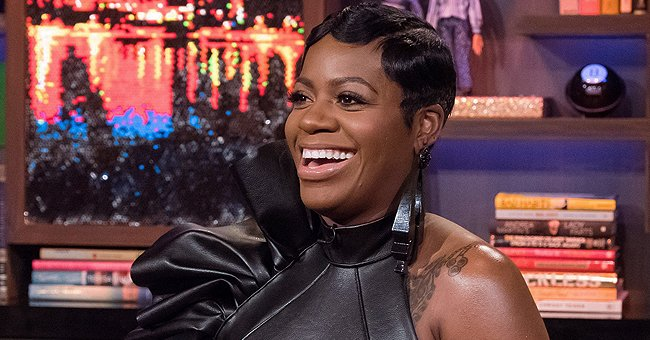 Fantasia's Daughter Zion Shows Her Sweet Smile, Brown Eyes & Small Hand Tattoo in a New Snap