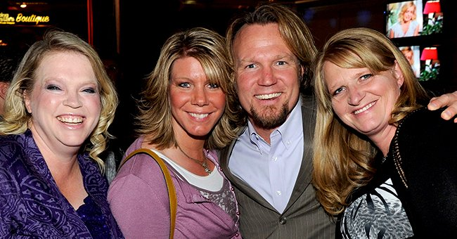 'Sister Wives' Star Kody Brown Reveals He Stopped Dating His Wife Meri Amid the Pandemic