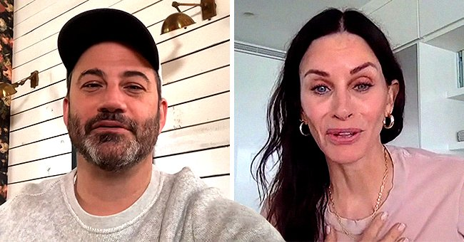 Courteney Cox Admits She's Watching 'Friends' Reruns during Quarantine Ahead of Reunion Special