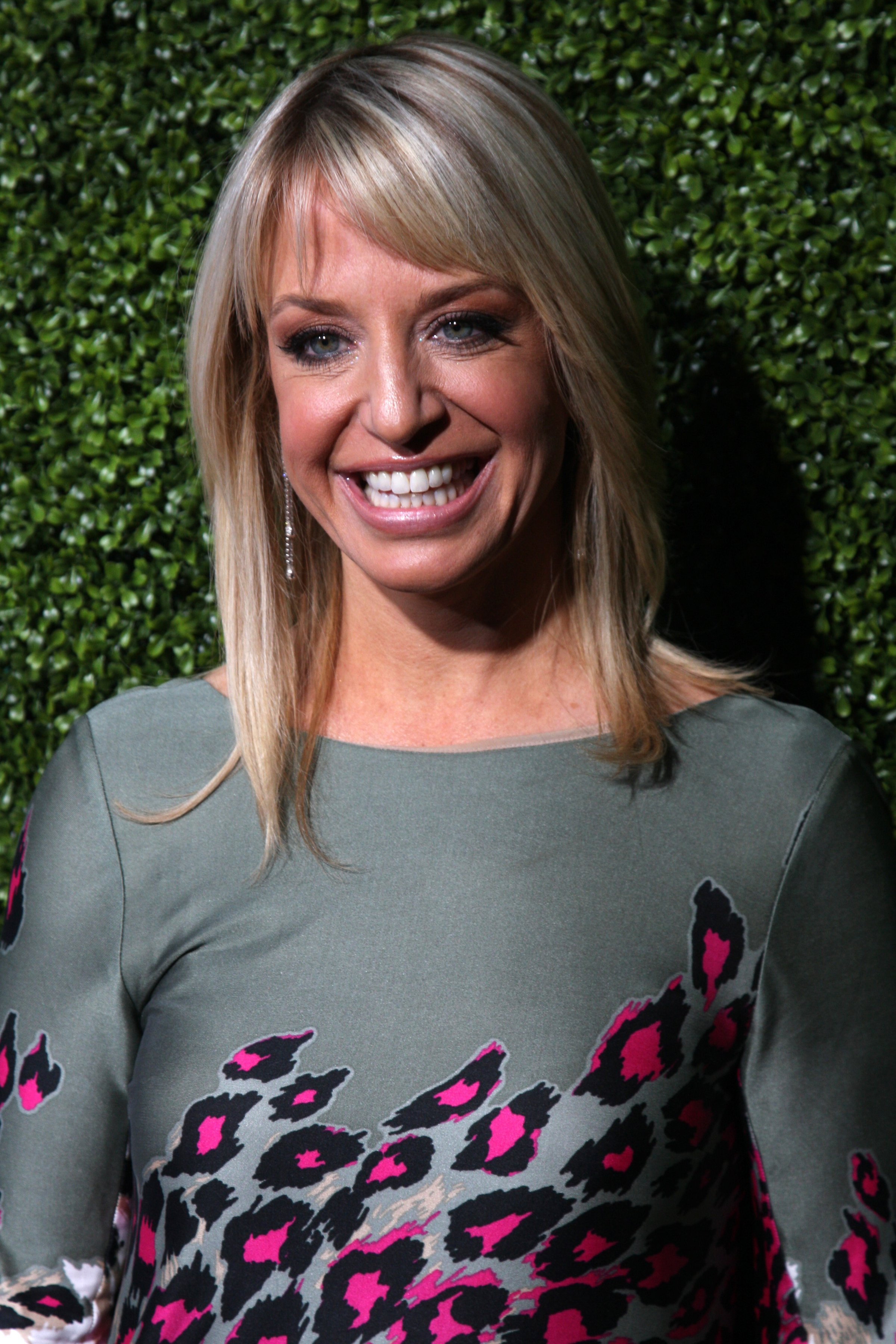 Laura Berman arrives at the Oprah Winfrey Network Winter 2011 TCA Party at The Langham Huntington Hotel on January 6, 2011 | Photo: Shutterstock