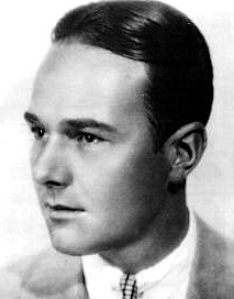 William Haines as he appeared in his first part-talkie Alias Jimmy Valentine (1928) in a studio publicity portrait | Photo: Wikimedia Commons/ Public domain