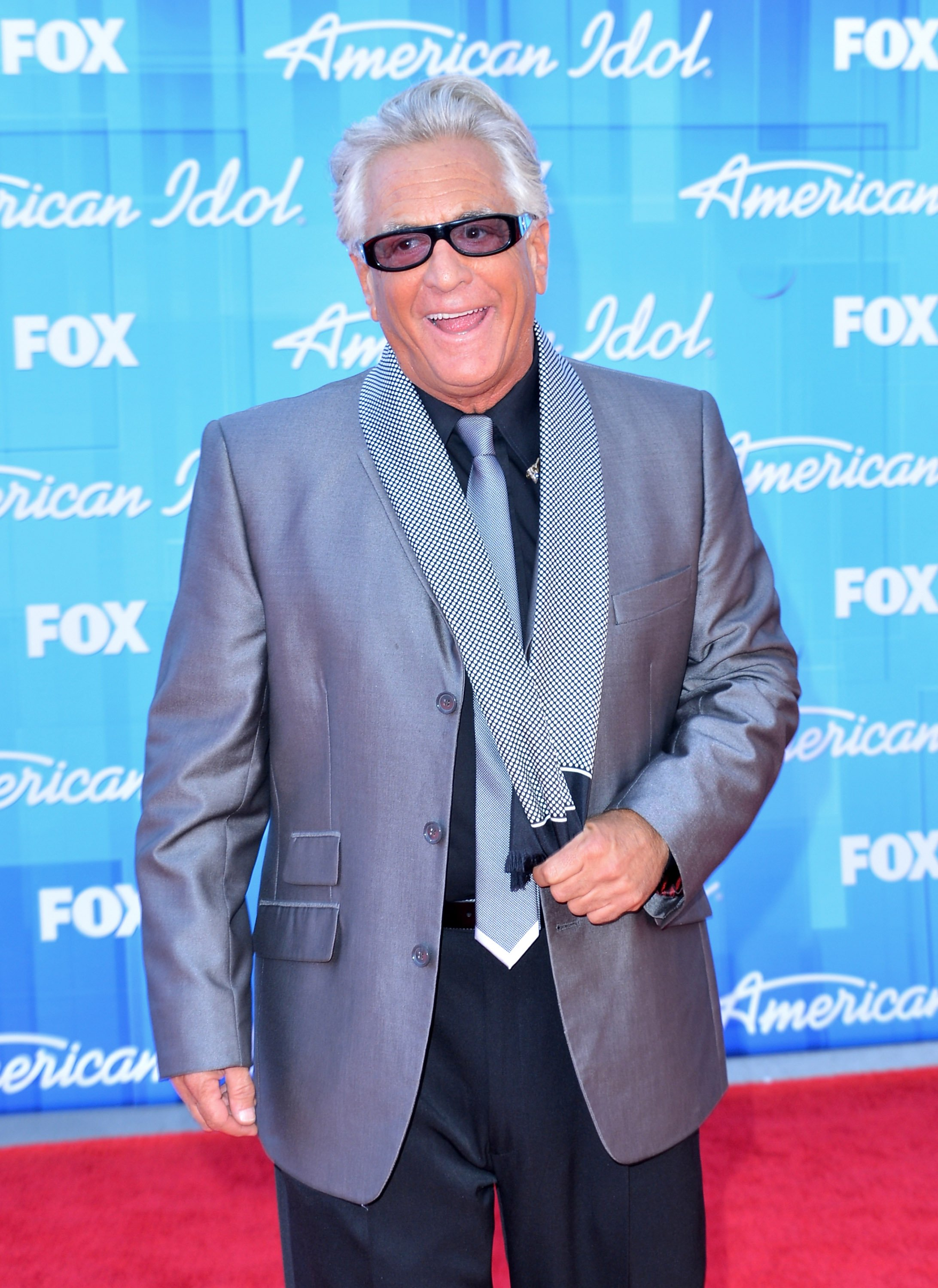 """Barry Weiss ar thr """"American Idol 2012"""" Finale Results Show in Los Angeles, California 