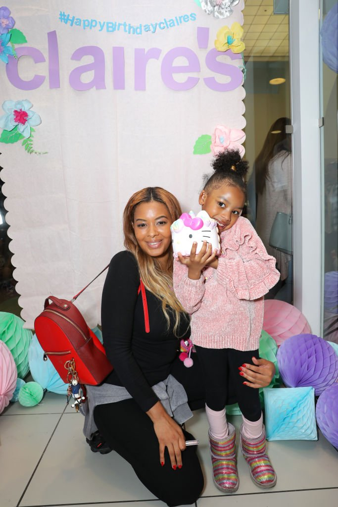 Vanessa Simmons and Ava Marie Wayans attend Claire's Birthday Celebration on March 24, 2019 | Photo: Getty Images