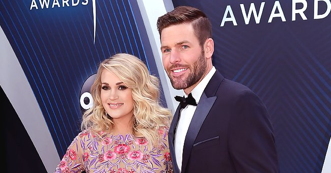 Carrie Underwood & Mike Fisher Share Photos of Their Cute Sons, Isaiah and Jacob Spending Time at Home