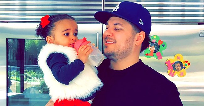 Rob Kardashian Is Reportedly Thinking of Going to Weight Loss Camp to Be Healthier for Daughter Dream