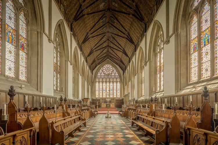 Intérieur d'une église | Unsplash