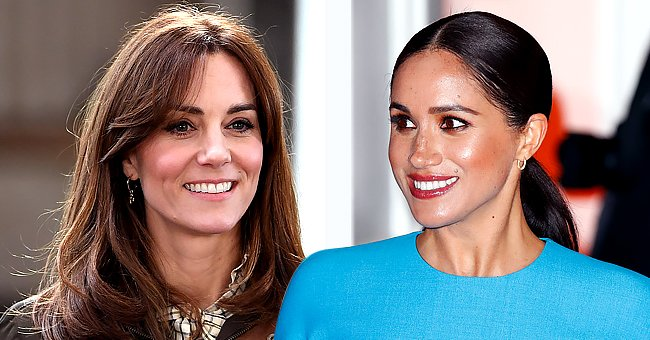 Daily Mail: Meghan Markle Is the Rebel While Kate Middleton Desires to Respect Tradition