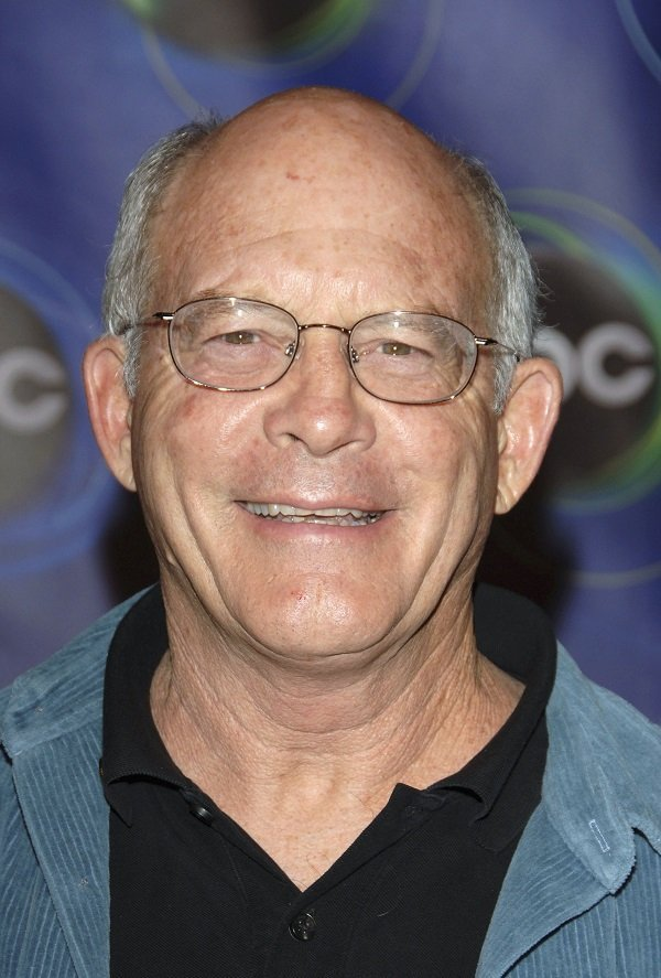 Max Gail on January 21, 2006 in Pasadena, California | Source: Getty Images