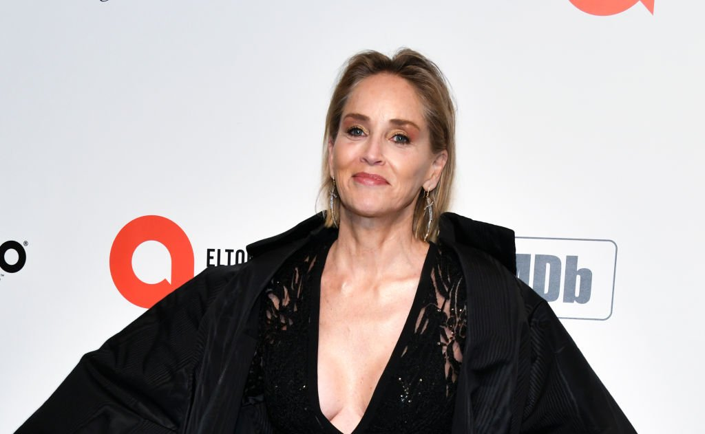 Sharon Stone attends the 28th Annual Elton John AIDS Foundation Academy Awards Viewing Party Sponsored By IMDb And Neuro Drinks on February 09, 2020 | Photo: Getty Images