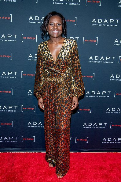 Deborah Roberts attends the 2019 Adapt Leadership Awards at Cipriani 42nd Street | Photo: Getty Images