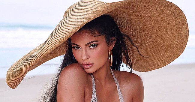 Kylie Jenner from Kuwtk Shares Swimsuit Photo from Bahamas Vacation with Daughter Stormi