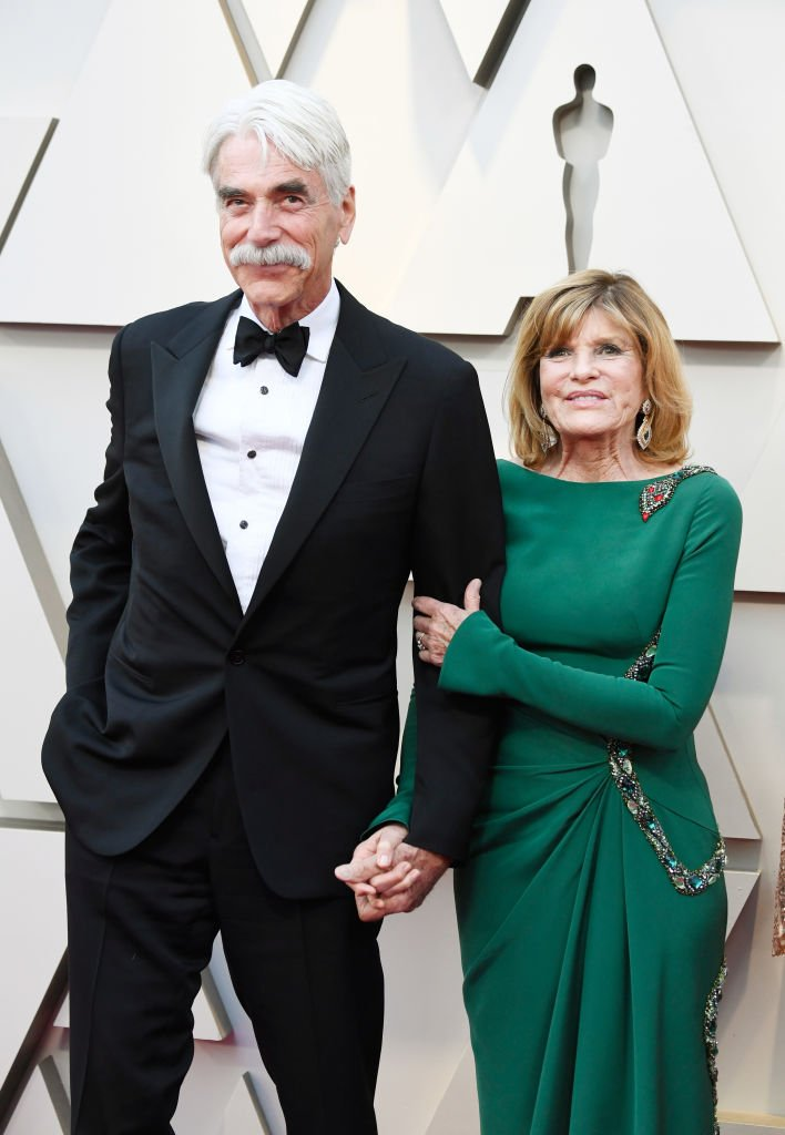 Sam Elliott and Katharine Ross attend the 91st Annual Academy Awards at Hollywood and Highland | Photo: Getty Images