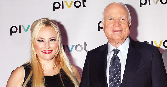 'The View' Co-Host Meghan McCain Pays Tribute to Late Dad John on His Birthday