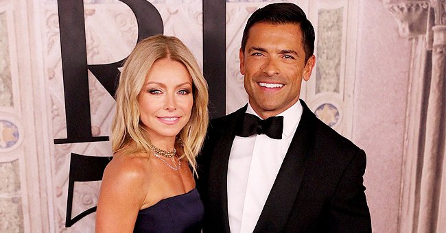Kelly Ripa Jokes about Her Hand-Holding Incompatibility with Husband Mark Consuelos