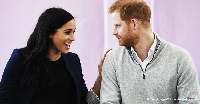 'What, You're Pregnant? Is It Mine?!' Prince Harry Makes Dad Jokes about Meghan Markle's Pregnancy