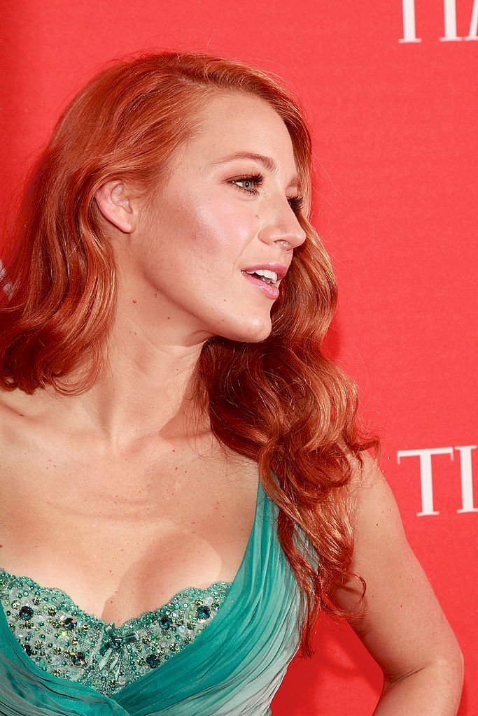 Actress Blake Lively attends the 2011 TIME 100 gala at Frederick P. Rose Hall, Jazz at Lincoln Center on April 26, 2011 in New York City. (Photo by Charles Eshelman/FilmMagic)