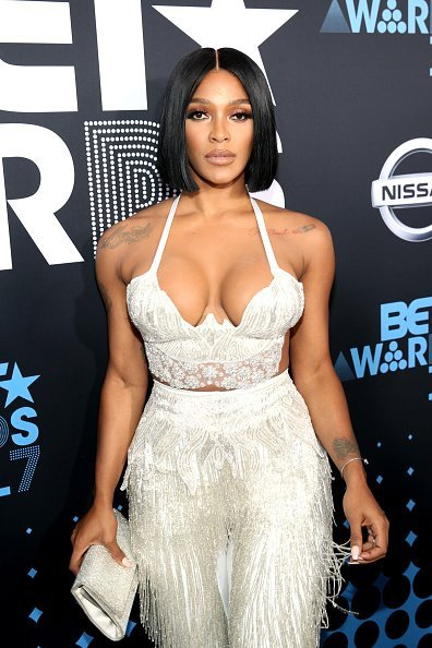 Joseline Hernandez at the 2017 BET Awards on June 25, 2017 | Photo: Getty Images