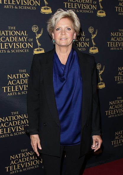 Meredith Baxter at The Universal Hilton Hotel on April 24, 2015 in Universal City, California. | Photo: Getty Images