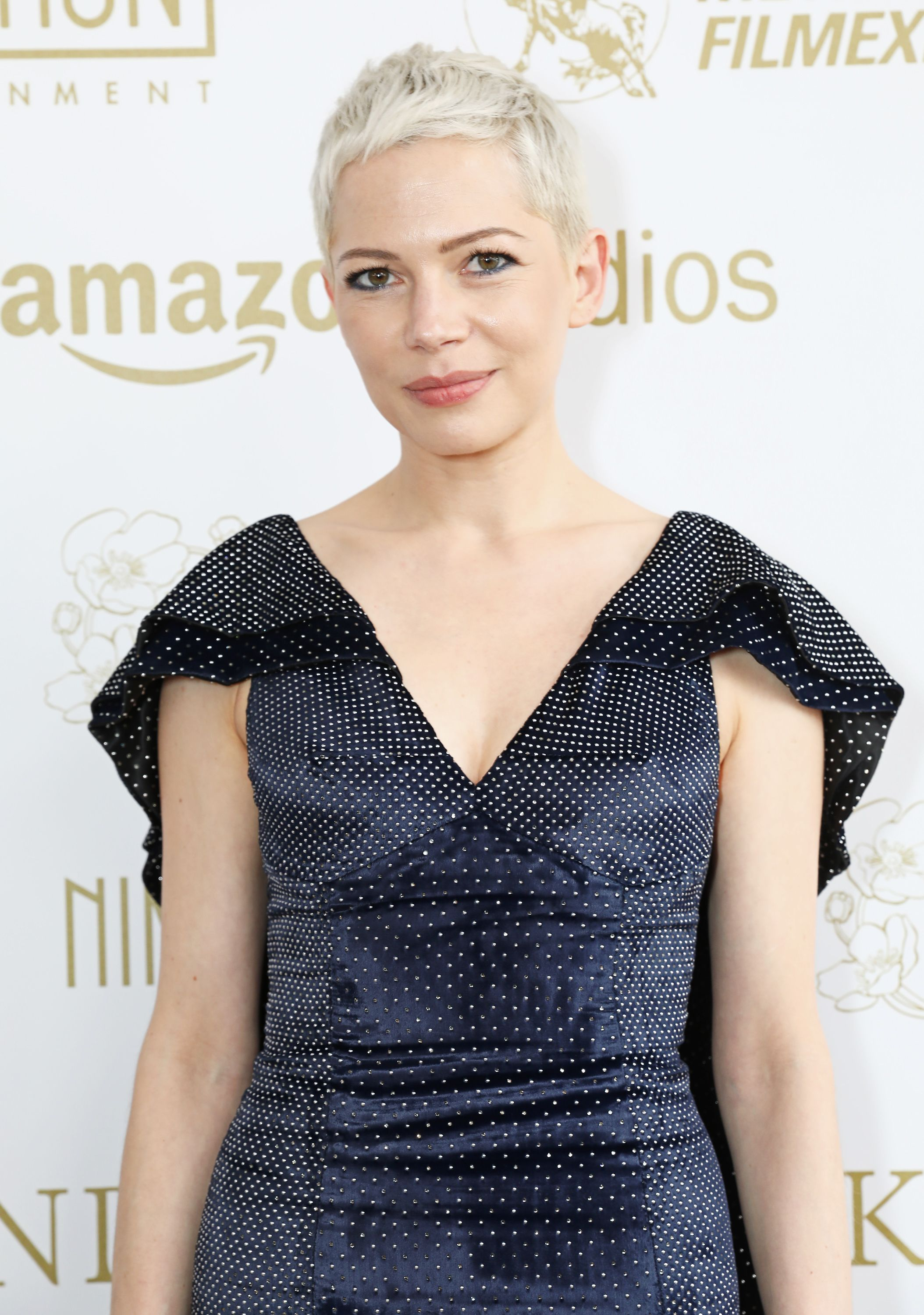 """Michelle Williams at the Amazon Studios official after party for """"Wonderstruck"""" during the 70th annual Cannes Film Festival on May 18, 2017 in Cannes, France 