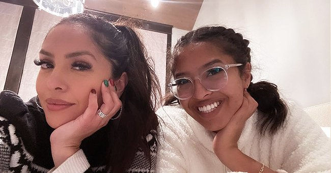 Vanessa Bryant Shows Natalia Wearing a University Sweatshirt — See 1 of Her Top College Choices