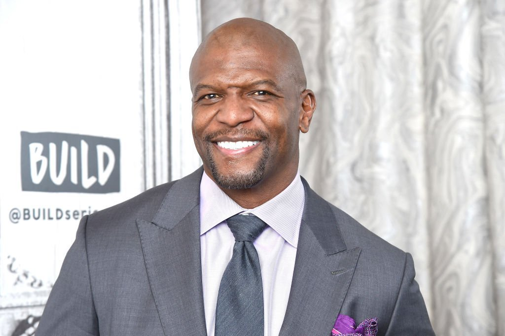"""Terry Crews visits the Build Series to discuss """"AGT: Champions"""" and the NBC Series """"Brooklyn Nine-Nine"""" at Build Studio 