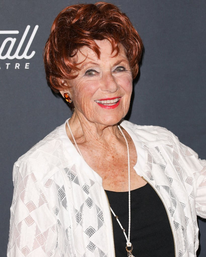 "Marion Ross at the opening night of ""The Spitfire Grill."" Source: Getty Images"