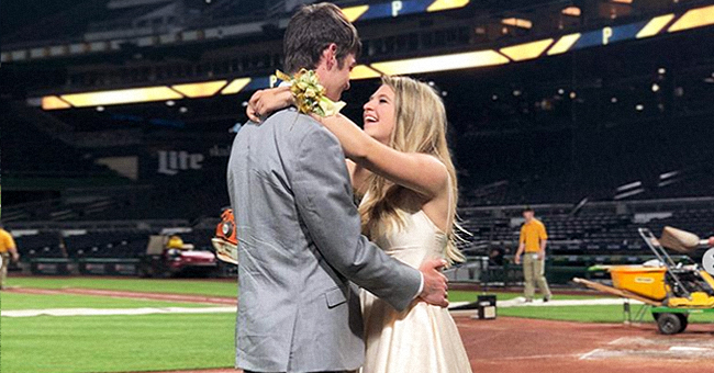 Couple Celebrates Senior Prom at Pirates Game after Boy, 19, Deemed Too Old to Attend at School