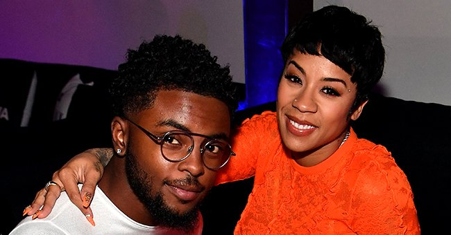 Keyshia Cole Braids Boyfriend Niko Khale's Hair While Passing Time Amid COVID-19 Quarantine