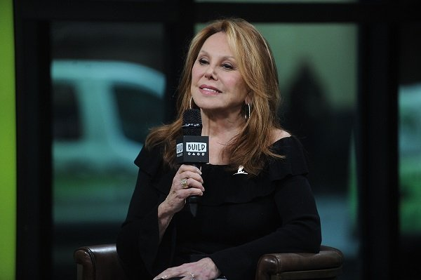 Marlo Thomas Discussing St. Jude at Build Studio on December 12, 2017 in New York City | Source: Getty Images