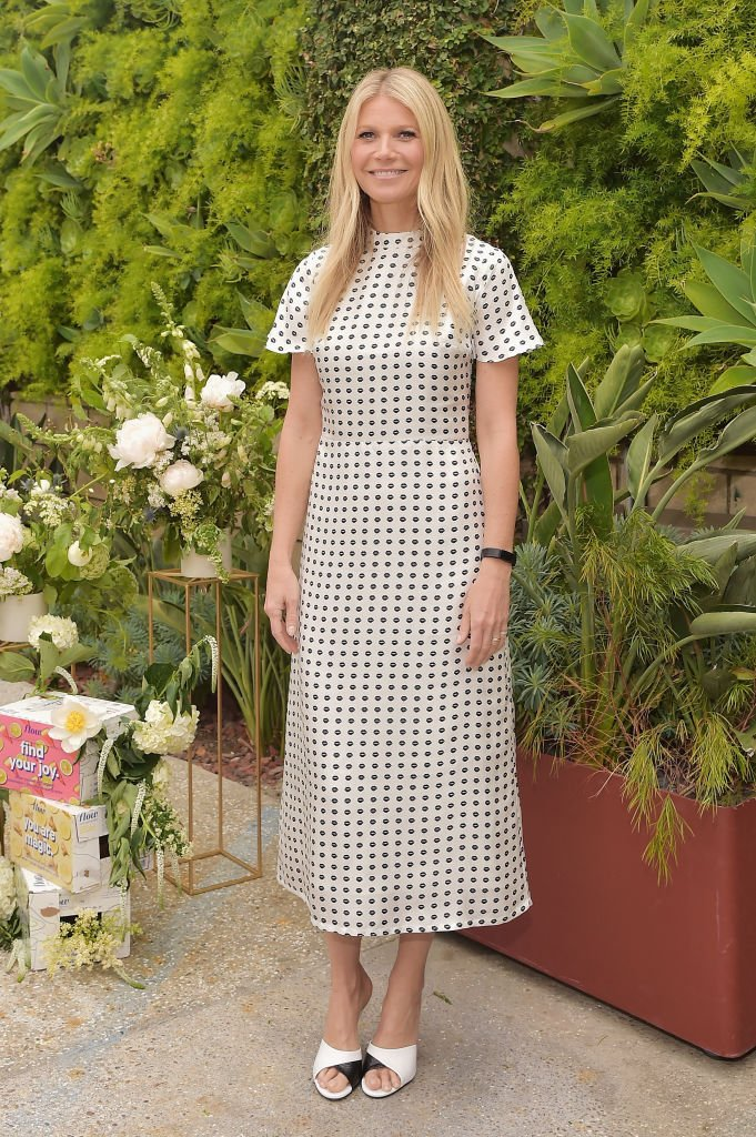 Gwyneth Paltrow en juin 2019 à Los Angeles. Photo : Getty Images