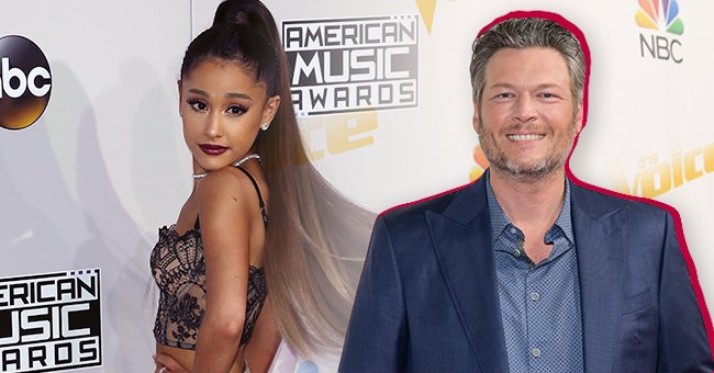 Ariana Grande (left) and Blake Shelton (right) | Photo: Getty Images