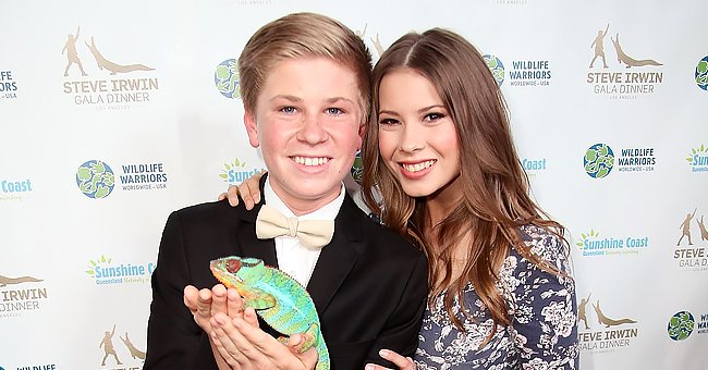 Robert Irwin Marks National Siblings Day with Praises For Sister Bindi Irwin and a Cameo by Baby Grace