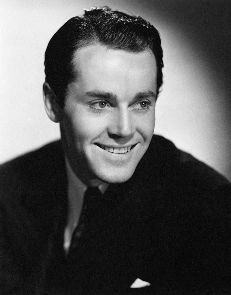 Portrait of actor Henry Fonda from the John Springer Collection | Source: Getty Images