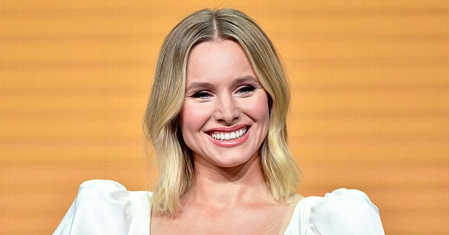 Kristen Bell Says Her 5-Year-Old Daughter Delta Still Wears Diapers