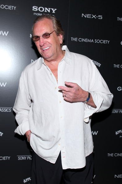 "Actor Danny Aiello attends The Cinema Society & Sony Alpha Nex screening of ""Get Low"" at the Tribeca Grand Hotel on July 21, 2010 in New York City 