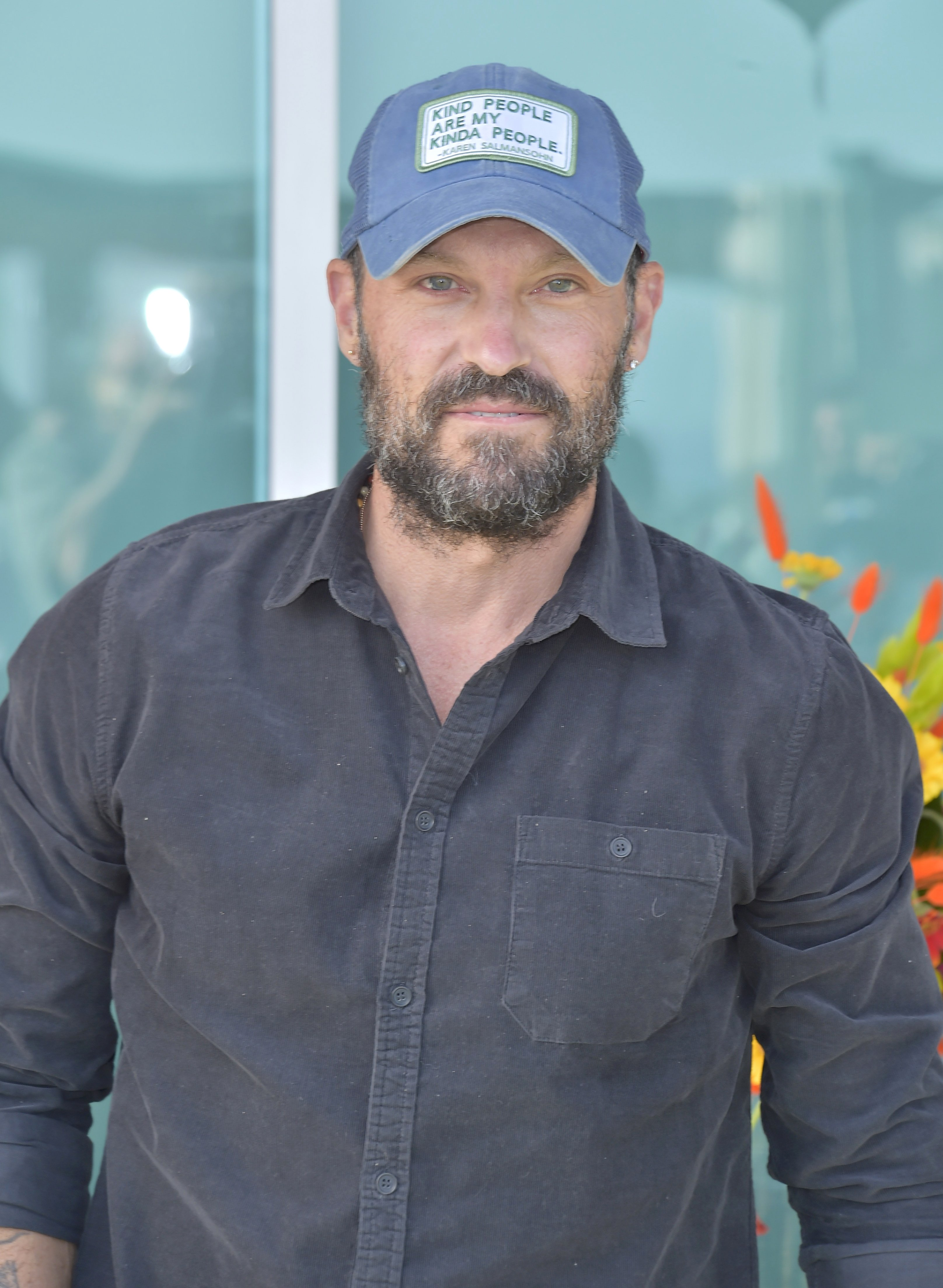 Brian Austin Green is seen on March 30, 2021 in Los Angeles, California.   Source: Getty Images