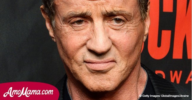 Sylvester Stallone shares a rare photo of his daughters and they astonish with their beauty