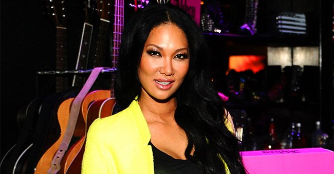 Kimora Lee Simmons' Daughter Aoki Shows Uncanny Resemblance to Mom Wearing a Yellow Versace Outfit