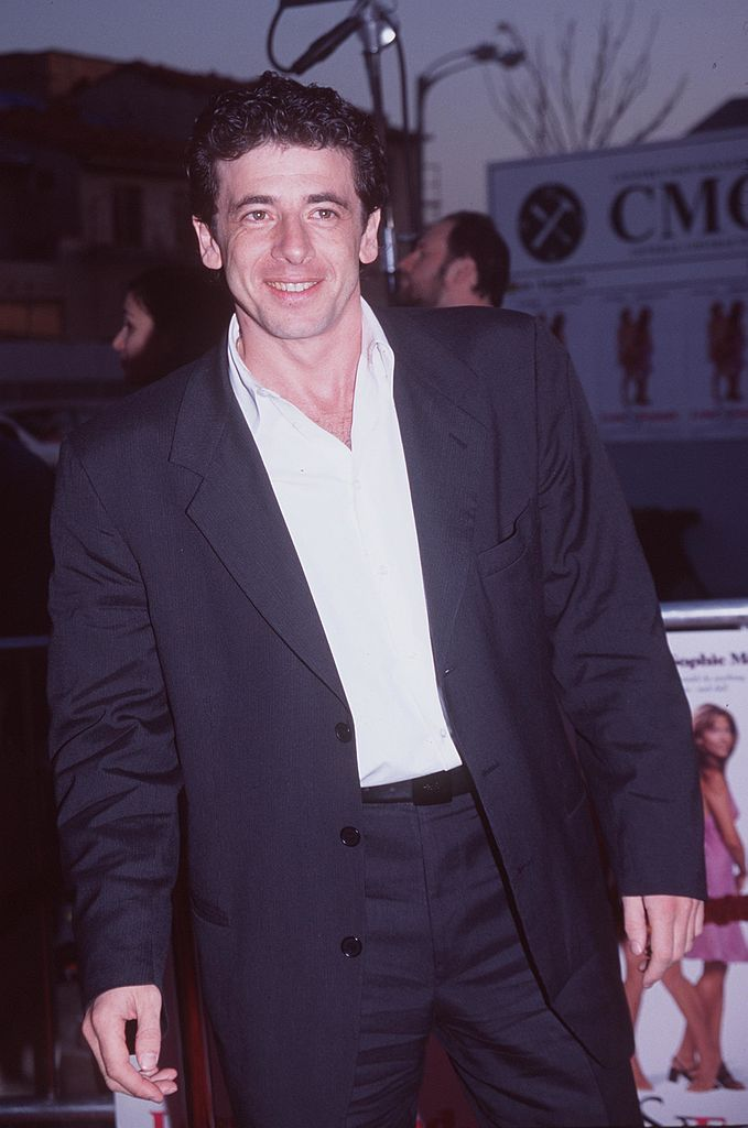 Patrick Bruel en 1999. l Source : Getty Images