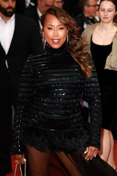 Marjorie Harvey lors du 72e Festival de Cannes le 17 mai 2019. |  Photo : Getty Images