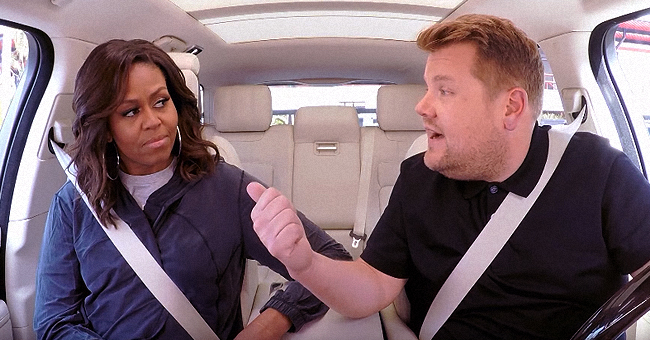 Watch Michelle Obama Take on James Corden in 'Gloriously Stupid' Celebrity Dodgeball
