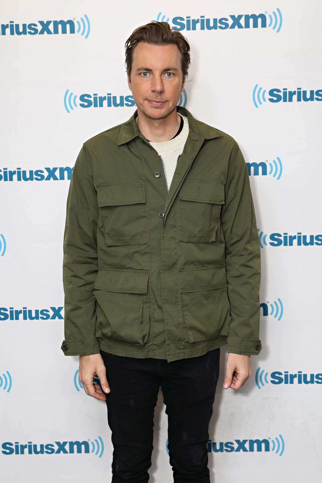 Dax Shepard visits the SiriusXM Studios on March 22, 2017, in New York City | Photo: Cindy Ord/Getty Images