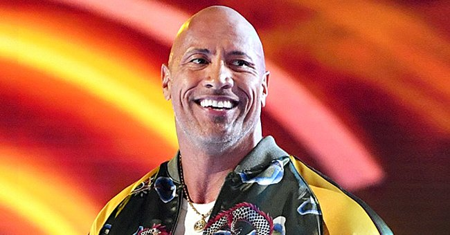 Dwayne 'The Rock' Johnson Shares Throwback Photo of Daughter Jasmine Looking like a Doll