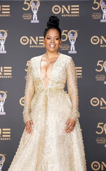 Malinda Williams attend the 50th NAACP Image Awards on March 30, 2019 | Photo: Getty Images